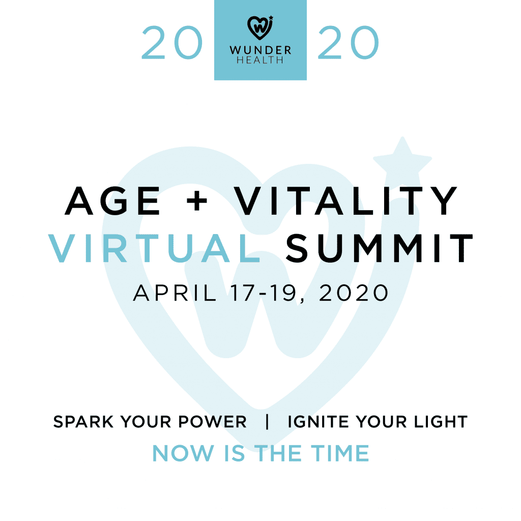 2020 Virtual Age and Vitality Summit