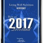 Best of Loveland 2017 award