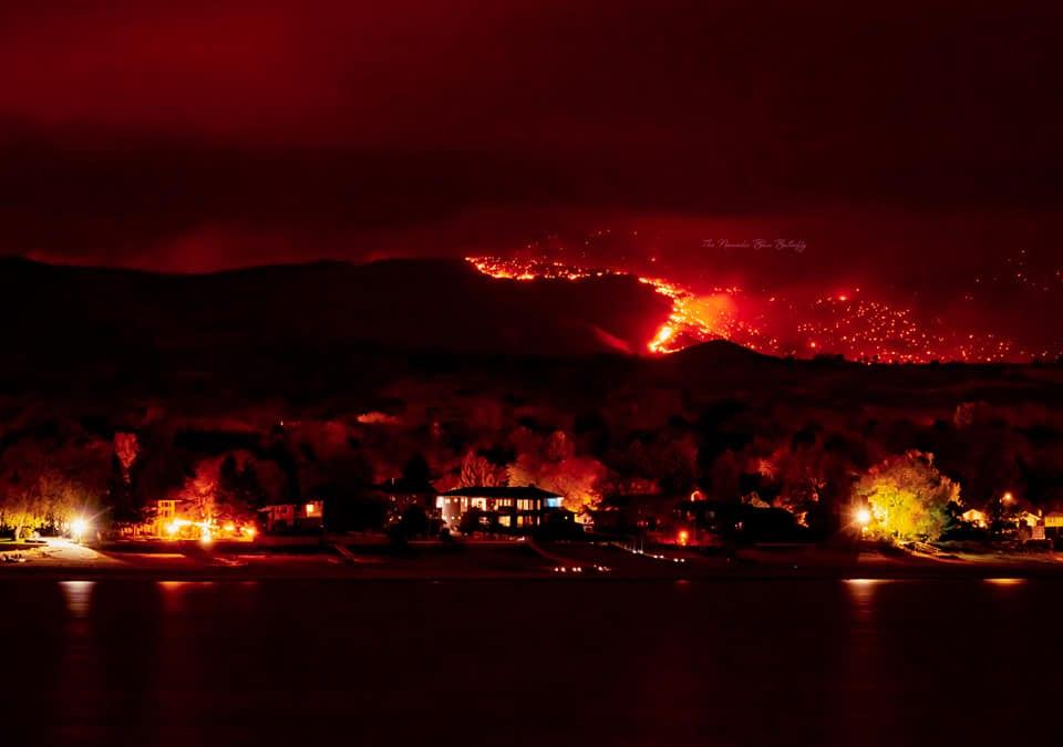 Loveland Forest Fires Affect Air Quality