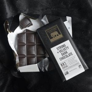 healthier dark chocolate options