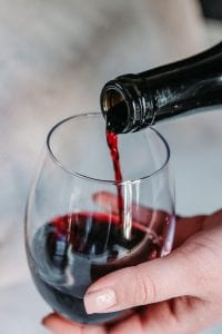 drink organic wine