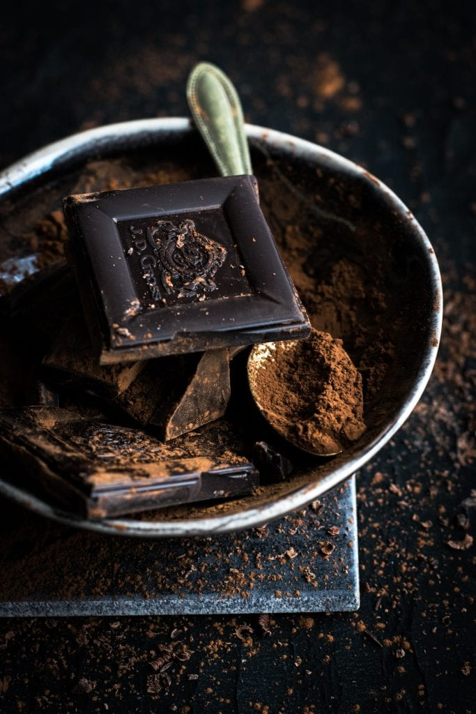 eating chocolate health benefits