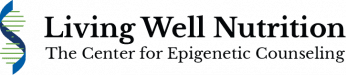 Living Well Nutrition, The Center for Epigenetic Counseling logo
