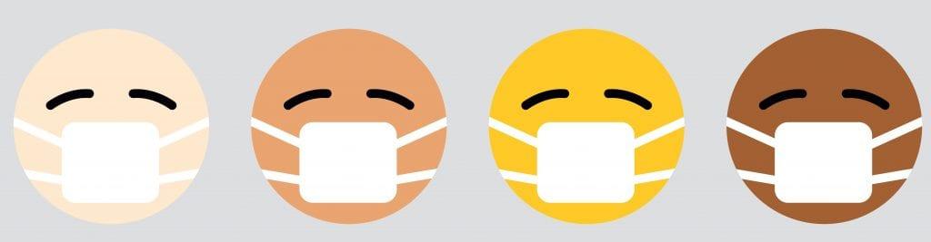 masks coronavirus protocols