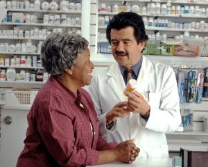 pharmacists can help prevent being over medicated